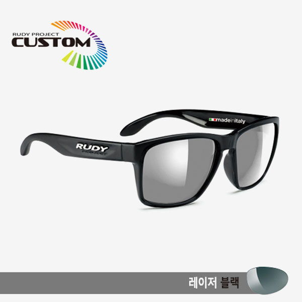 루디프로젝트 RUDY PROJECT/스핀호크 에디션 블랙/블랙/레이저 블랙/SP310942T/SPINHAWK EDITION /LASER BLACK