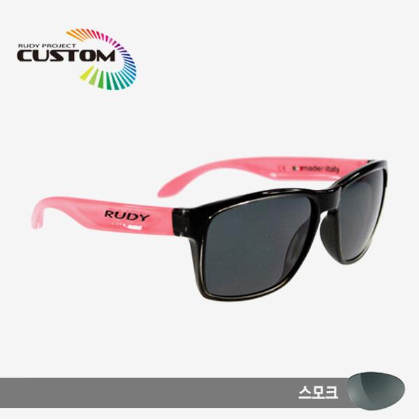 루디프로젝트 RUDY PROJECT/스핀호크 샥 핑크/스모크 블랙/SP311083TP/SPINHAWK SHOCK /SMOKE BLACK