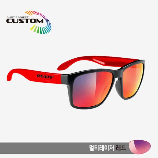 루디프로젝트 RUDY PROJECT/스핀호크 샥 레드/멀티레이저 레드/SP313842TR/SPINHAWK SHOCK /MULTI LASER RED