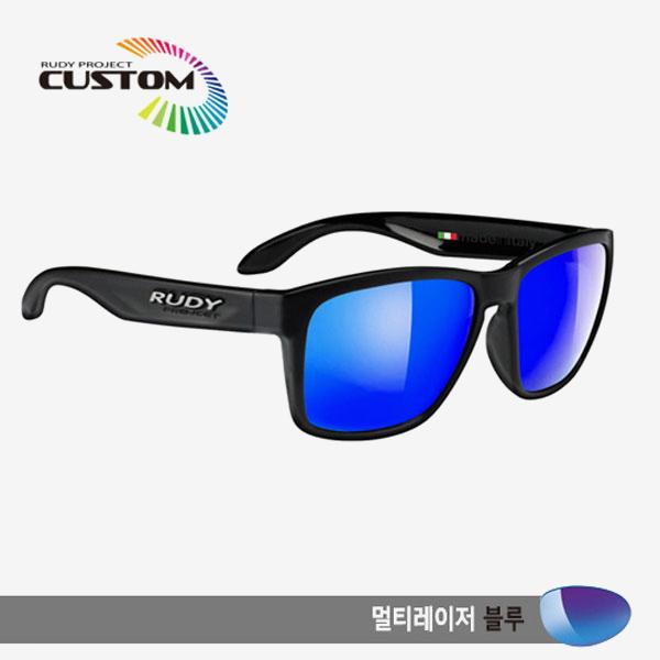 루디프로젝트 RUDY PROJECT/스핀호크 에디션 블랙/블루/멀티레이저 블루/SP313942T/SPINHAWK EDITION /MULTI LASER BLUE