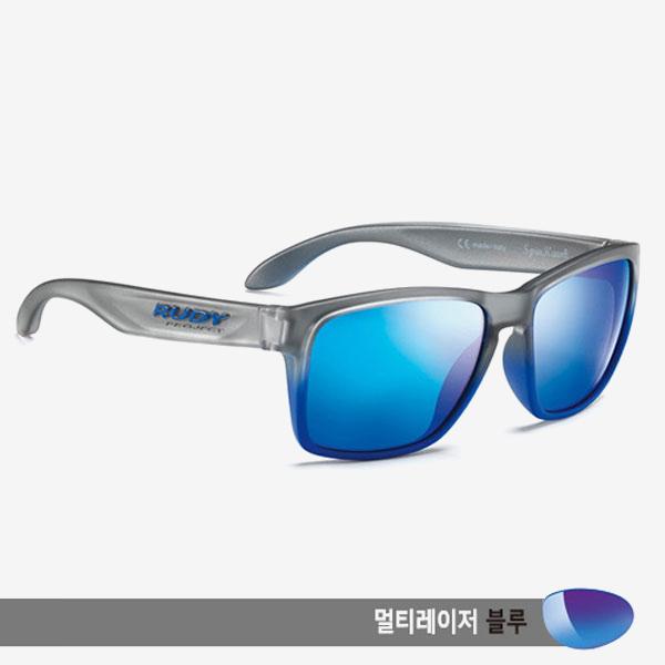 루디프로젝트 RUDY PROJECT/스핀호크 아이스 그라파이트 블루/멀티레이저 블루/SP313963/SPINHAWK ICE GRAPHITE BLUE/MULTI LASER BLUE