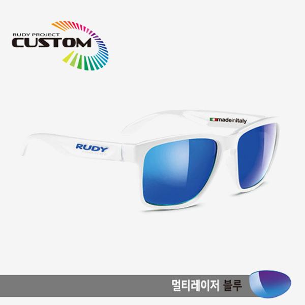 루디프로젝트 RUDY PROJECT/스핀호크 에디션 화이트블루/멀티레이저 블루/SP313969T/SPINHAWK EDITION /MULTI LASER BLUE