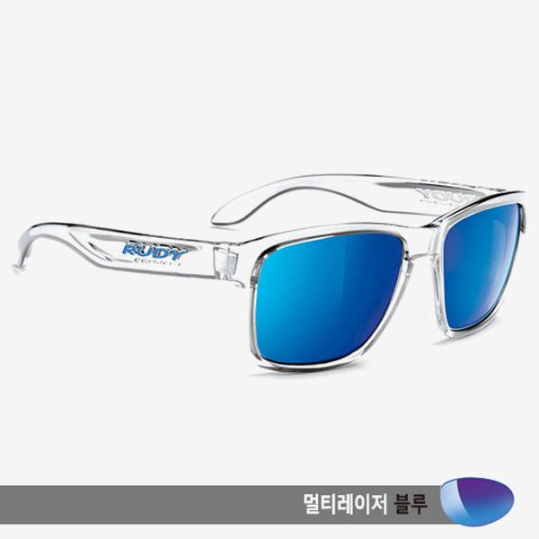루디프로젝트 RUDY PROJECT/스핀호크 크리스탈 블루/멀티레이저 블루/SP313996/SPINHAWK CRYSTAL BLUE/MULTI LASER BLUE