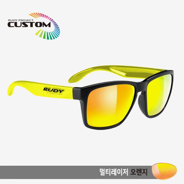 루디프로젝트 RUDY PROJECT/스핀호크 샥 옐로우/멀티레이저 오렌지/SP314042TY/SPINHAWK SHOCK /MULTI LASER ORANGE