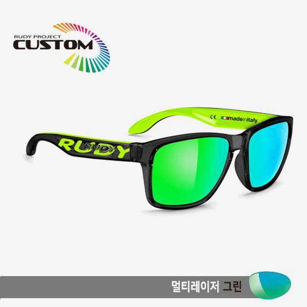 루디프로젝트 RUDY PROJECT/스핀호크 2.0 그린/멀티레이저 그린/SP314191-0000/SPINHAWK 2.0 /MULTI LASER GREEN