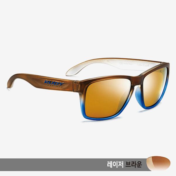 루디프로젝트 RUDY PROJECT/스핀호크 아이스 브라운 블루/레이저 브라운/SP314662/SPINHAWK ICE BROWN BLUE/LASER BROWN