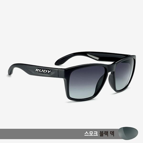 루디프로젝트 RUDY PROJECT/스핀호크 매트 블랙/스모크 블랙 덱/SP315106/SPINHAWK MATTE BLK/SMOKE BLK DECK