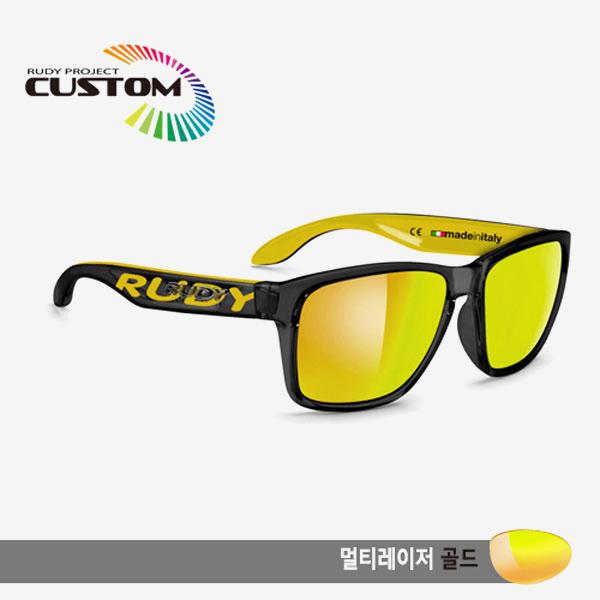 루디프로젝트 RUDY PROJECT/스핀호크 2.0 골드/멀티레이저 골드/SP315791-0000/SPINHAWK 2.0 /MULTI LASER GOLD