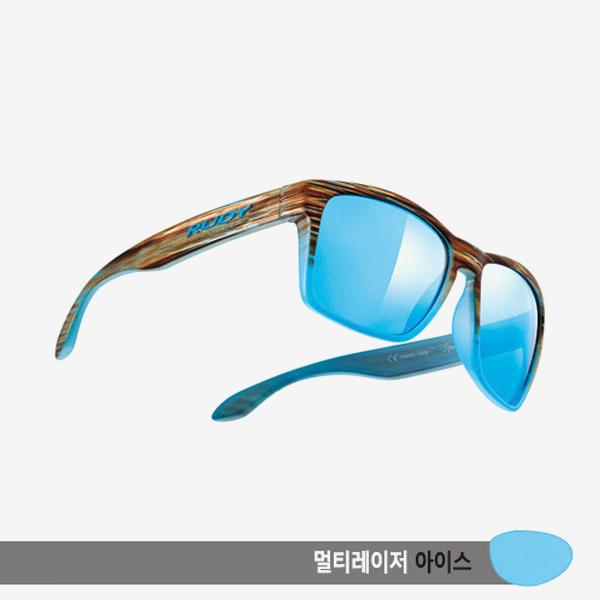루디프로젝트 RUDY PROJECT/스핀호크 코럴 골드/멀티레이저 아이스/SP316881/SPINHAWK CORAL GOLD/MULTI LASER ICE