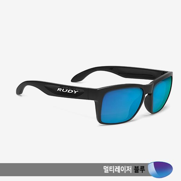 루디프로젝트 RUDY PROJECT/스핀호크 슬림 블랙 글로스/스모크블랙/SP383942-0000/SPINHAWK SLIM BLK GLOSS/SMOKEBLK