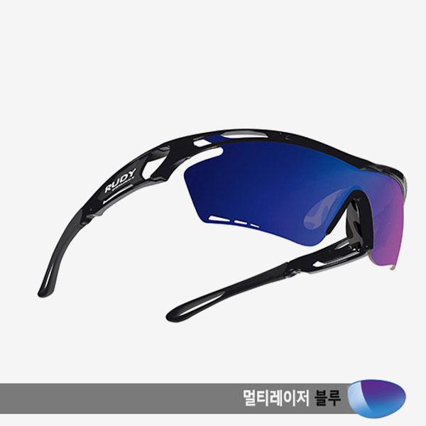 루디프로젝트 RUDY PROJECT/트랠릭스XL 블랙커스텀/멀티레이저 블루/SP393942BKZ/TRALYX XL BLK CUSTOM/MULTI LASER BLUE