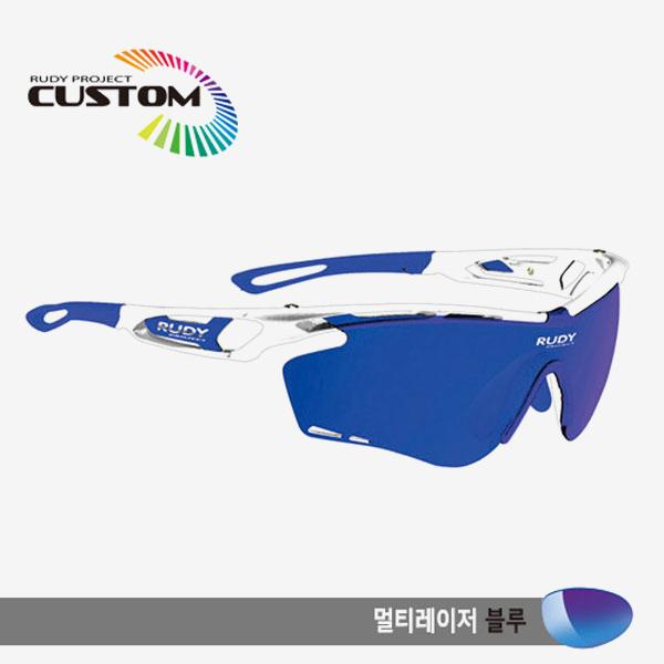 루디프로젝트 RUDY PROJECT/트랠릭스 크리스탈커스텀/멀티레이저 블루/SP393996BU/TRALYX CUSTOM/MULTI LASER BLUE