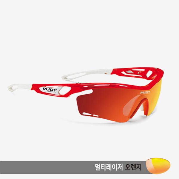 루디프로젝트 RUDY PROJECT/트랠릭스 커스텀/멀티레이저 오렌지 /SP394025WT/TRALYX RED FLUO /MULTI LASER ORANGE
