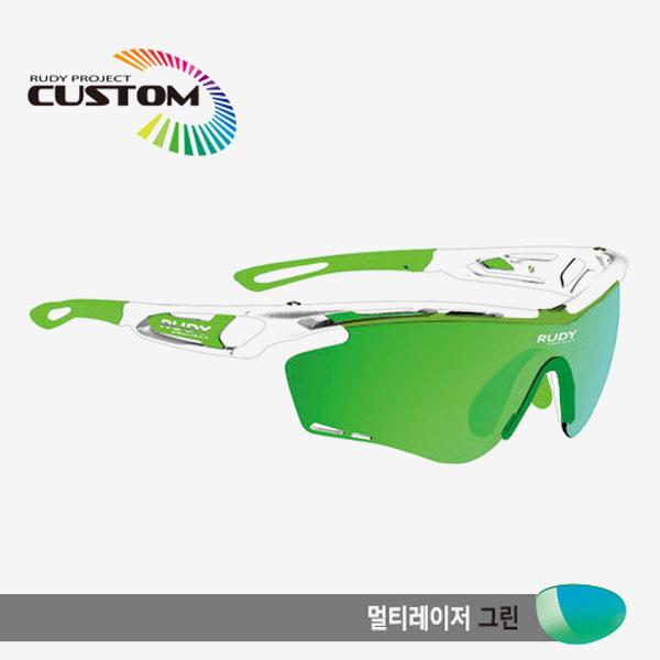 루디프로젝트 RUDY PROJECT/트랠릭스 크리스탈커스텀/멀티레이저 그린/SP394196GR/TRALYX CUSTOM/MULTI LASER GREEN