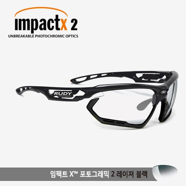 루디프로젝트 RUDY PROJECT/포토닉 커스텀 블랙 글로스/임팩트X2 레이저블랙 미러변색렌즈-블랙 범퍼 /sp457842bk/FOTONYK CUSTOM BLK GLOSS/IMPACT X PHOTOCHROMIC2 LASER BLACK-BLK BUMPER